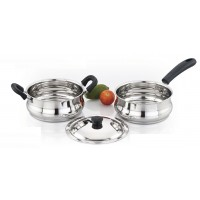 Stainless Steel Ultima 3Pcs Set