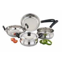 Stainless Steel Ultima 5Pcs Set