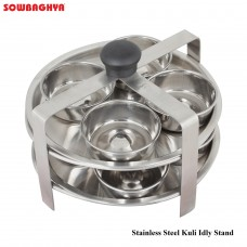 Stainless Steel Kuli Idly Stand