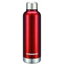 500ml Perfect Stainless Steel Flask(Red)