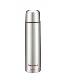 750ml Pure Stainless Steel Flask