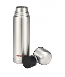 1000ml Pure Stainless Steel Flask