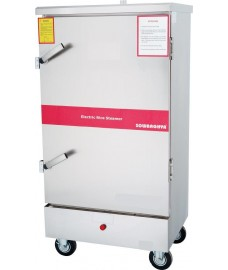 Commercial Electric Rice Steamer 6 Trays