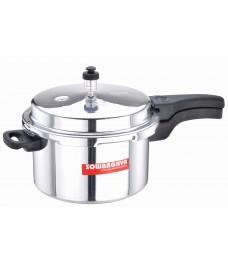 Aluminum Pressure Cooker 5 Ltr
